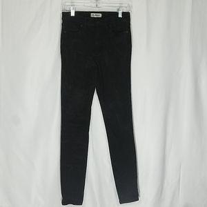 Madewell High Riser Skinny Jean's